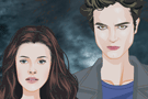 Bella and Edward Dress Up