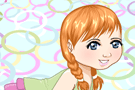 Dress up Game Cute Baby