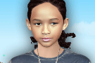 Jaden Smith Dress Up