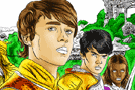 World Of Narnia Coloring