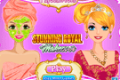 Stunning Royal Makeover