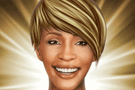 Whitney Houston Make up
